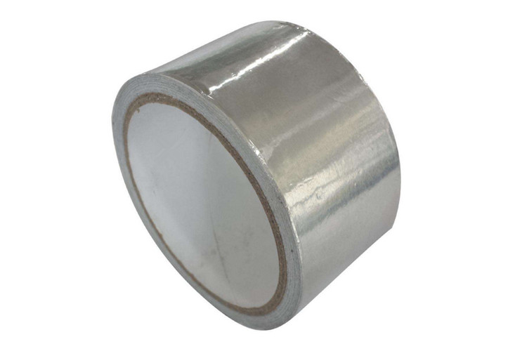 Normal plain aluminum foil tape