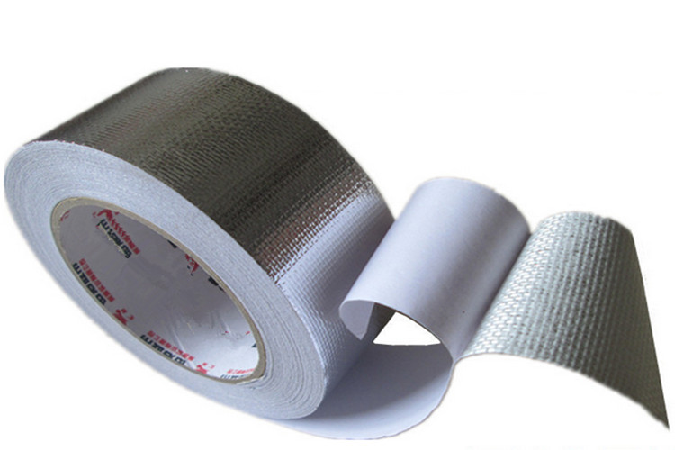 Fiber glass cloth alumium foil tape