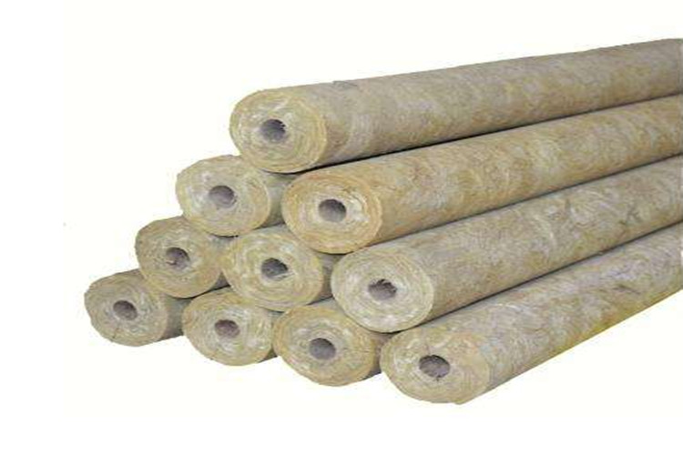 Rock wool pipe section PRWP001