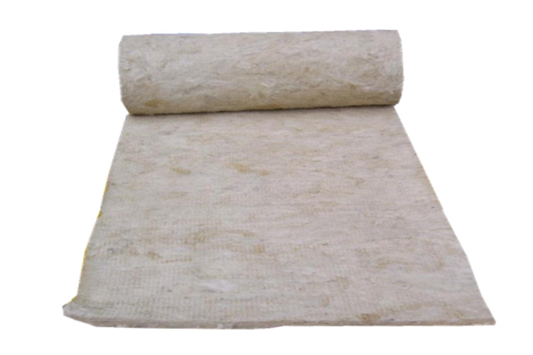 Mineral rock wool mattress