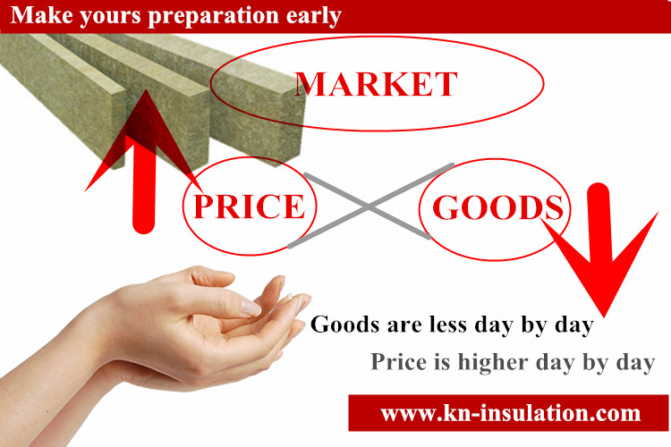 Price up goods urgent for whole market