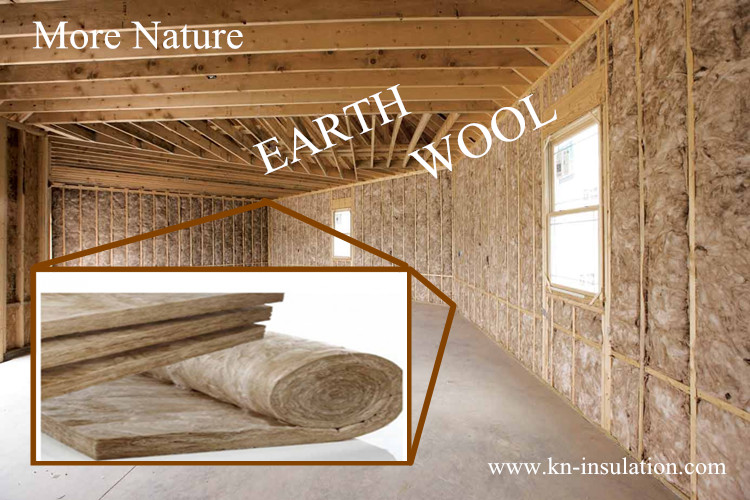 More nature earth wool