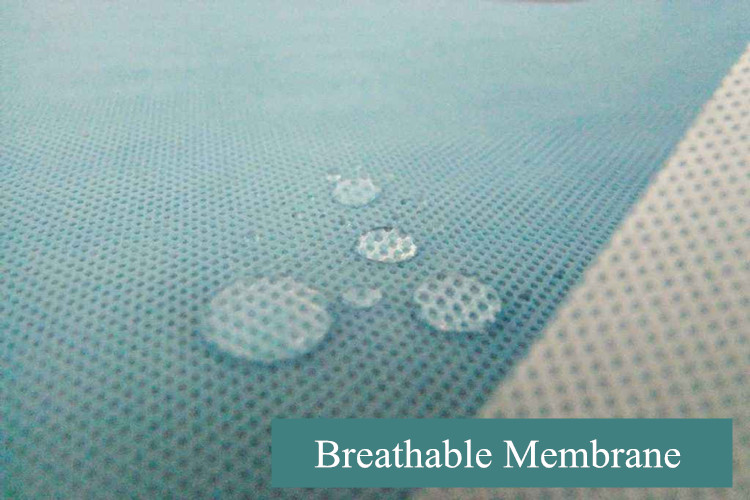 CONING updated new product waterproof breathable membrane