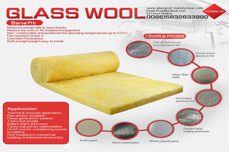 Glass wool insulation ad news updated