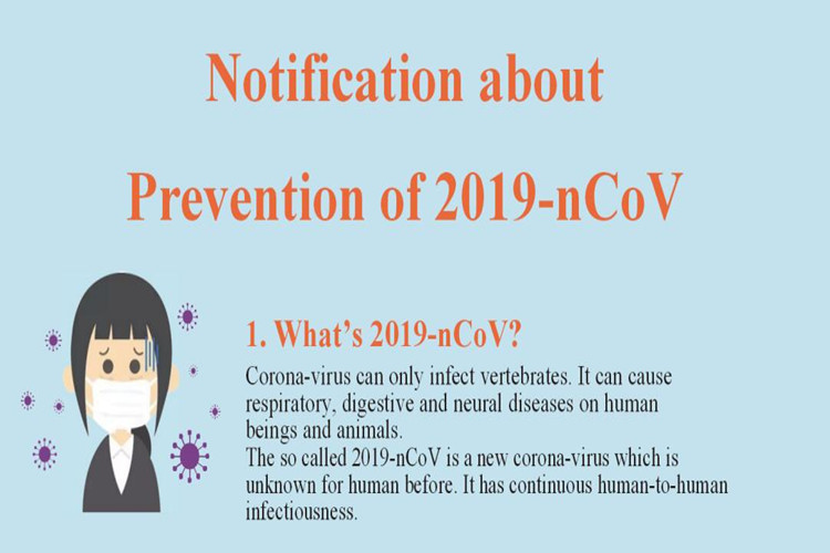 how to prevent 2019 nCov